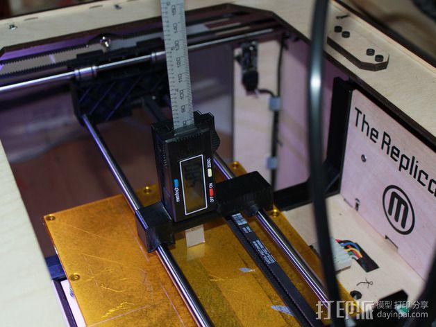 校准器 3D模型  图7