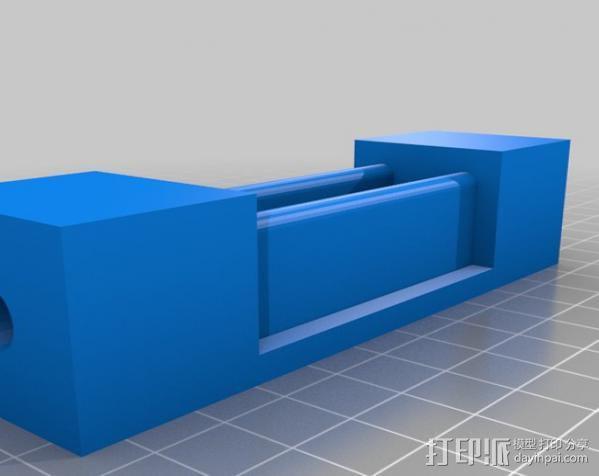 Printrbot 打印机喷嘴 3D模型  图3