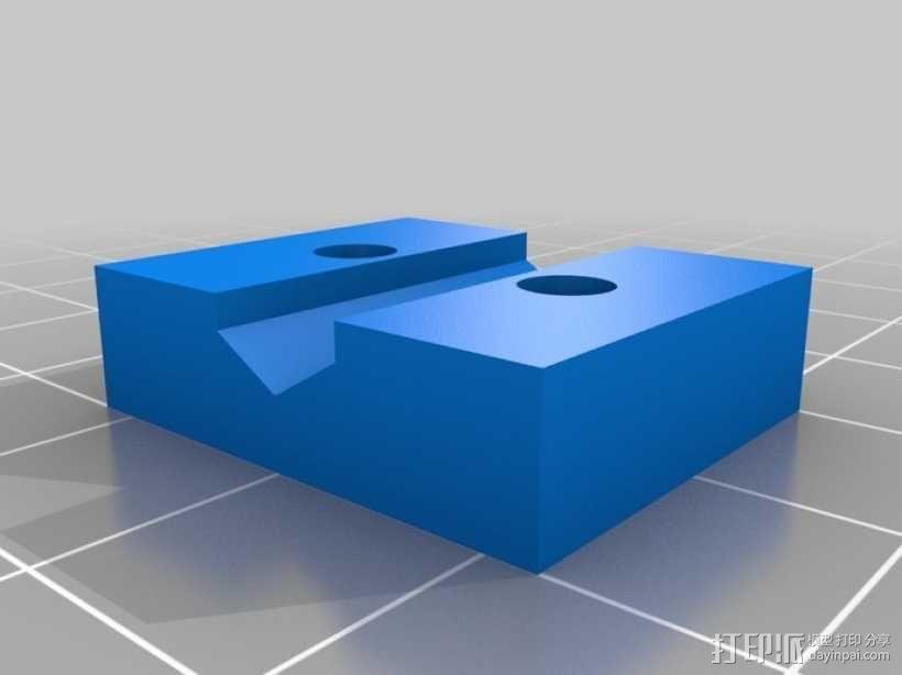 Printrbot 打印机喷嘴 3D模型  图6