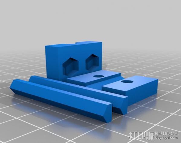 Printrbot 打印机喷嘴 3D模型  图8