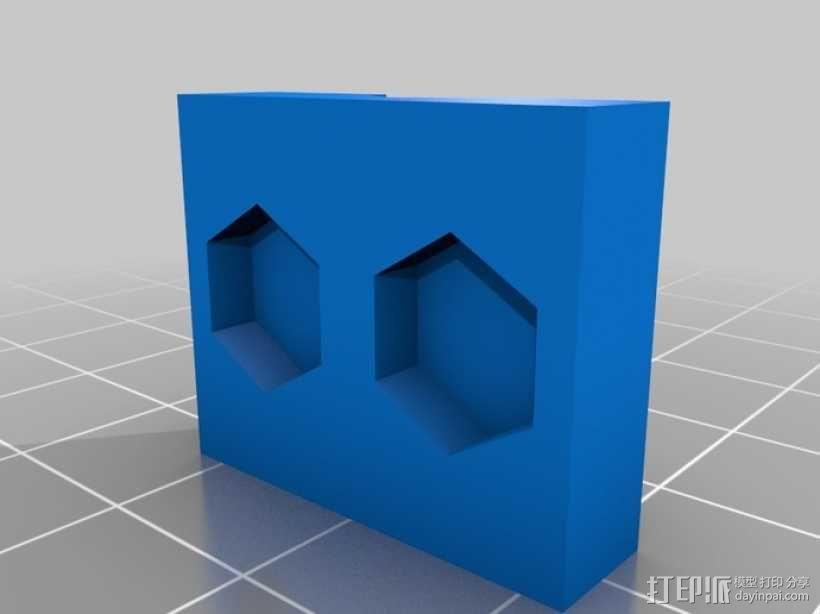 Printrbot 打印机喷嘴 3D模型  图9