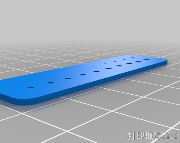 小孔打印测试 3D模型  图5
