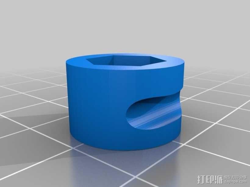 通用式挤出机 3D模型  图13
