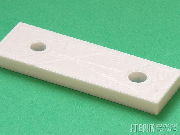 RepRapPro打印机 挤出机 3D模型  图10