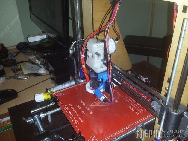 Prusa i3挤出机 3D模型  图9