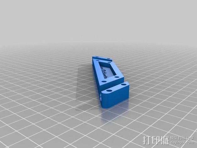 Prusa打印机稳定器 3D模型  图2