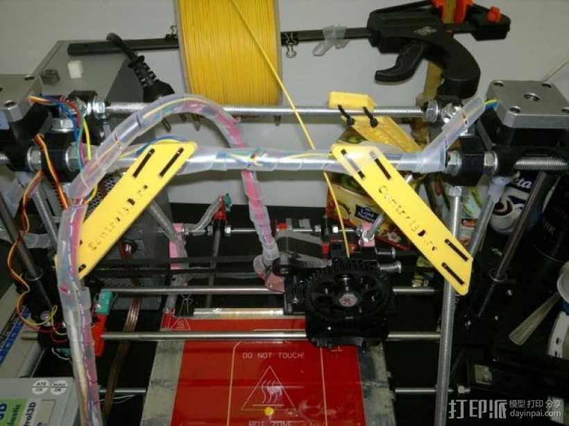 Prusa打印机稳定器 3D模型  图1