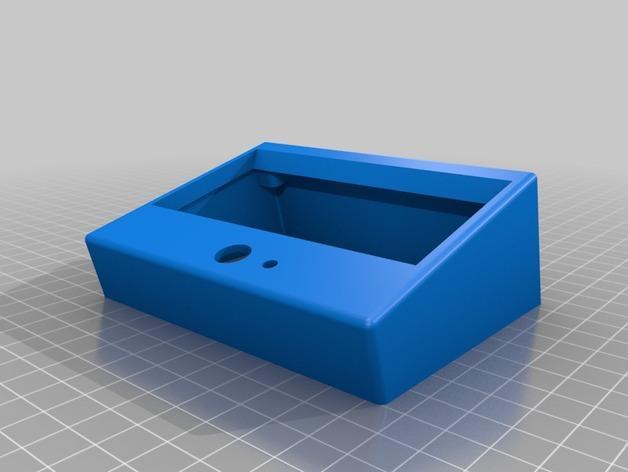 LCD 小屋 3D模型  图3