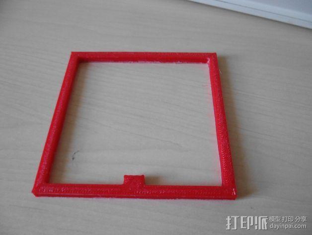 校正框 校正器 3D模型  图1
