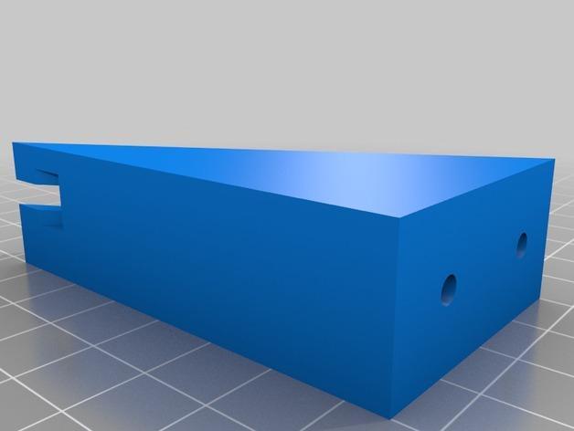 传动带张紧装置 3D模型  图3