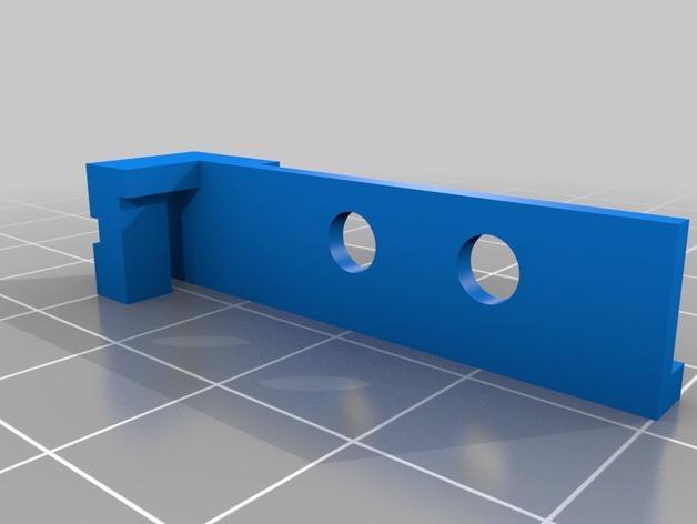 传动带张紧装置 3D模型  图5