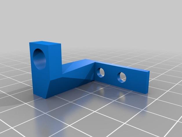 传动带张紧装置 3D模型  图8