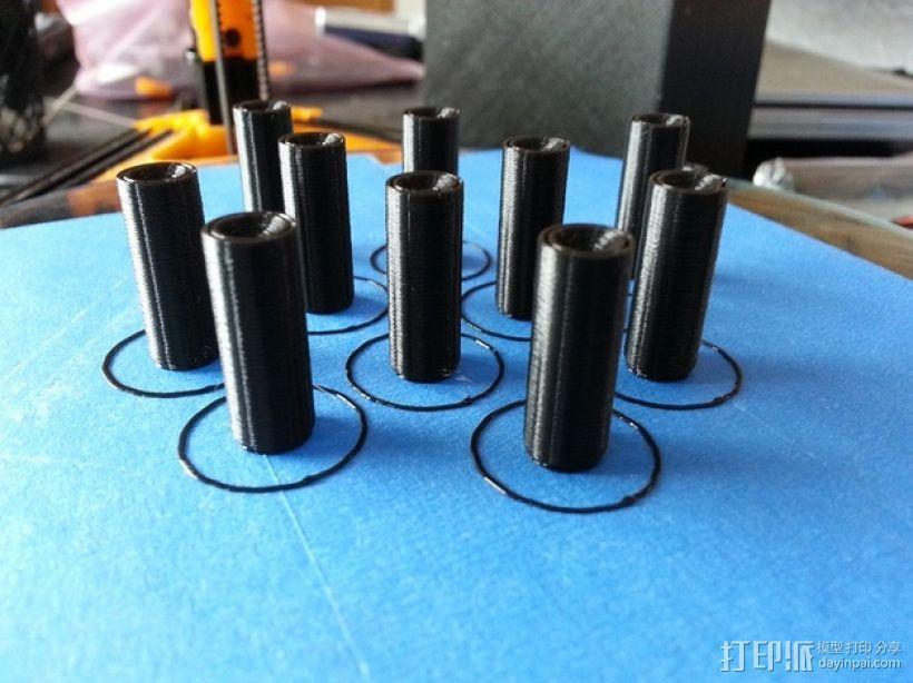 关节轴承 3D模型  图1