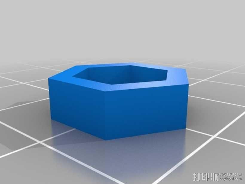 打印机卸料器 3D模型  图9