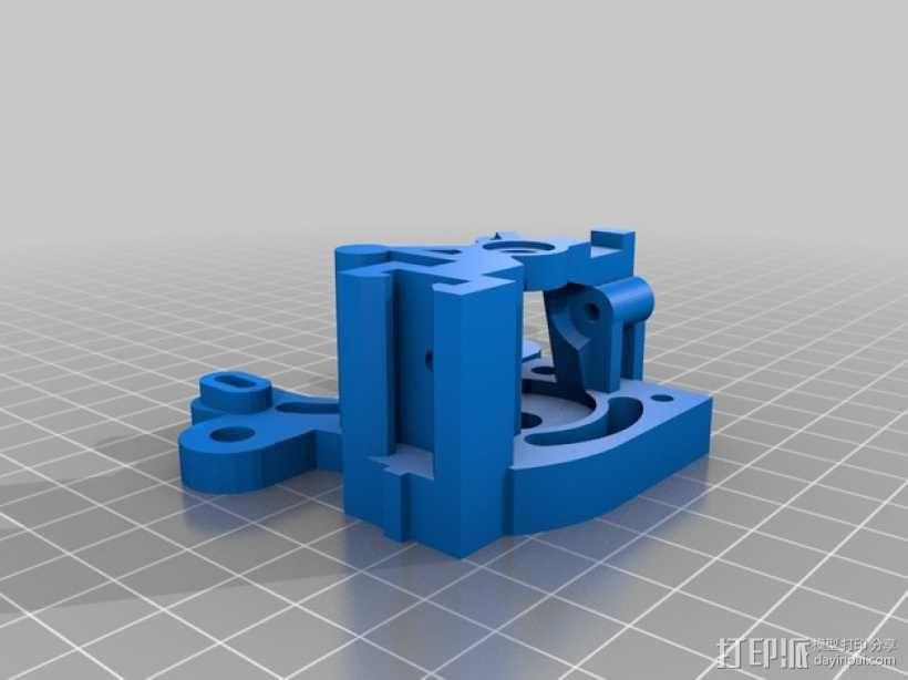打印机卸料器 3D模型  图11