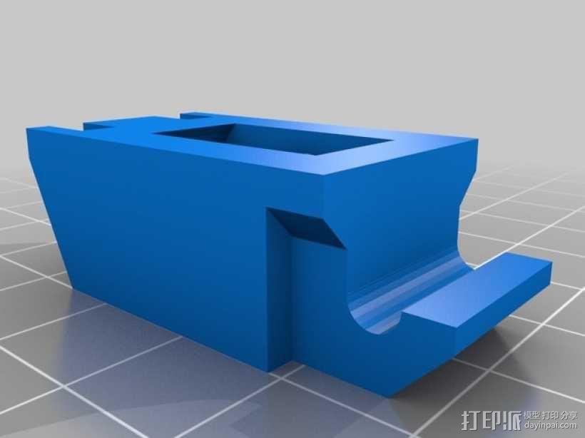 打印机卸料器 3D模型  图12