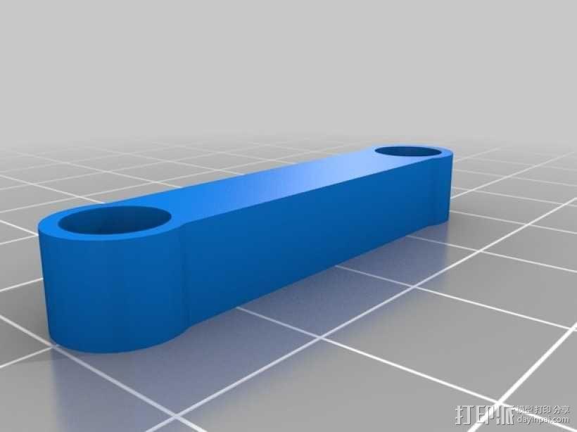 打印机卸料器 3D模型  图13
