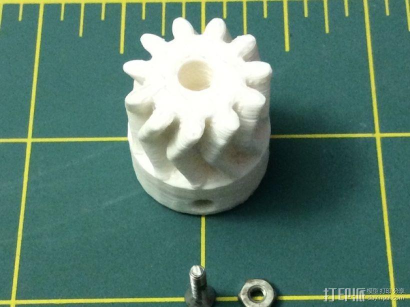 打印机卸料器 3D模型  图15