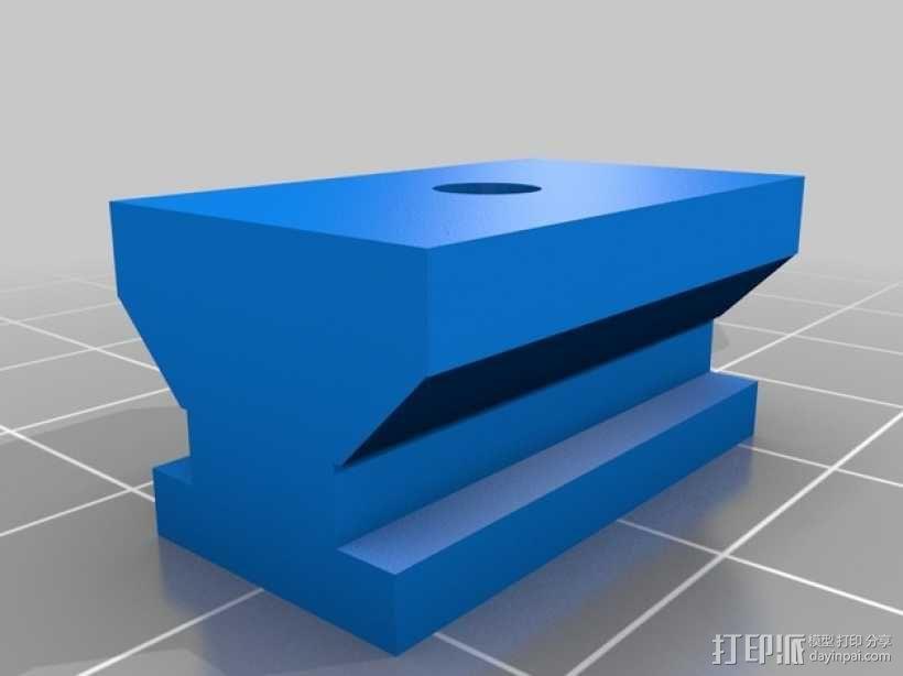 打印机卸料器 3D模型  图14