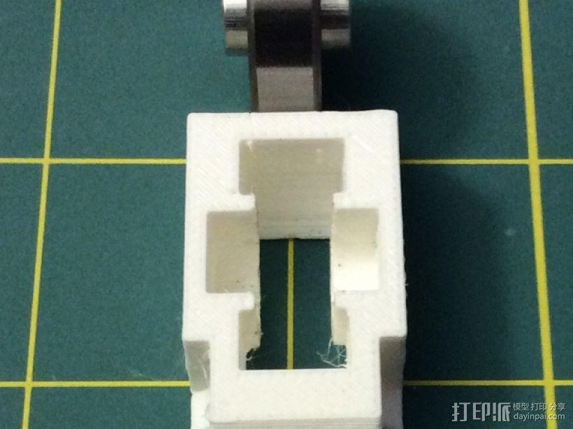 打印机卸料器 3D模型  图16
