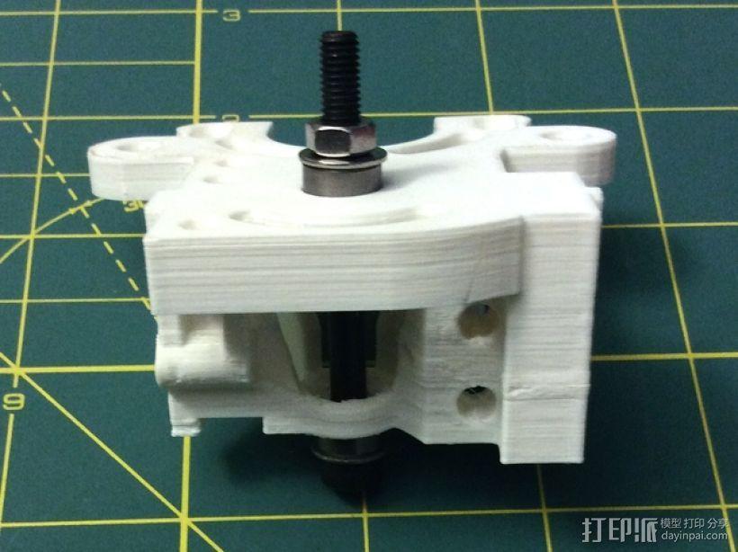 打印机卸料器 3D模型  图26