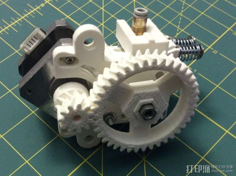 打印机卸料器 3D模型  图32