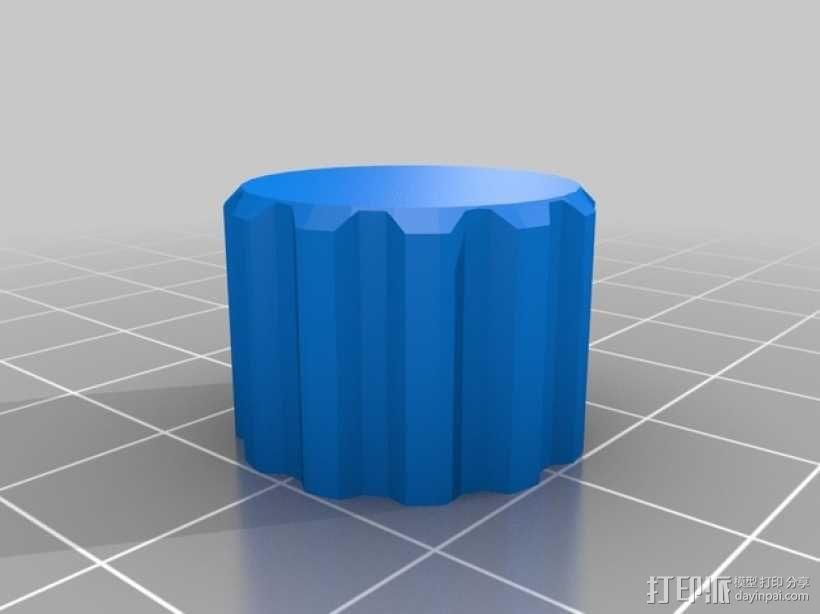 Prusa i3打印机智能控制箱 3D模型  图4