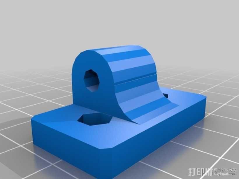 Prusa i3打印机智能控制箱 3D模型  图3