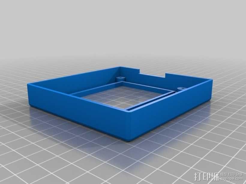Prusa i3打印机智能控制箱 3D模型  图5