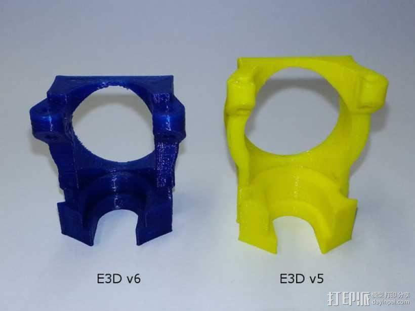 K8200打印机座架 3D模型  图1