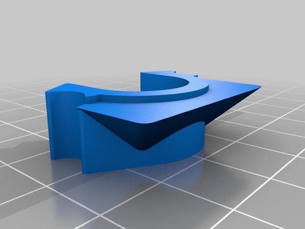 K8200打印机座架 3D模型  图4