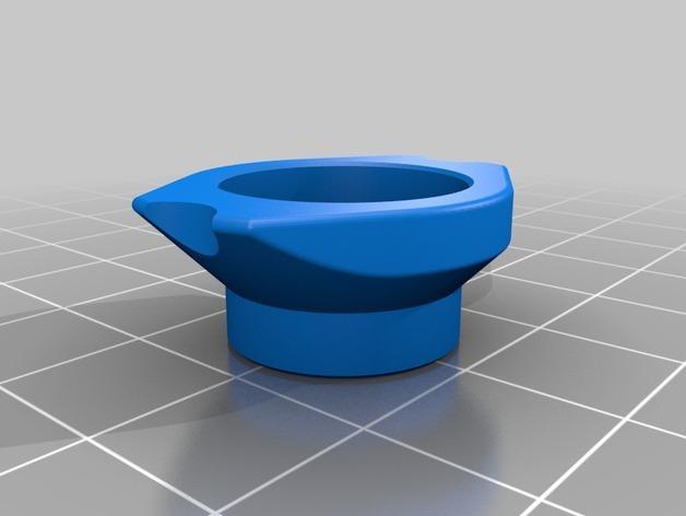 K8200打印机座架 3D模型  图7