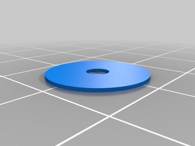 K8200打印机座架 3D模型  图6