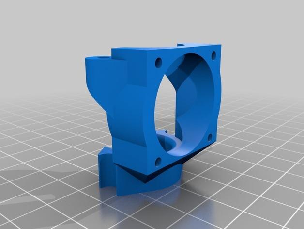 K8200打印机座架 3D模型  图8