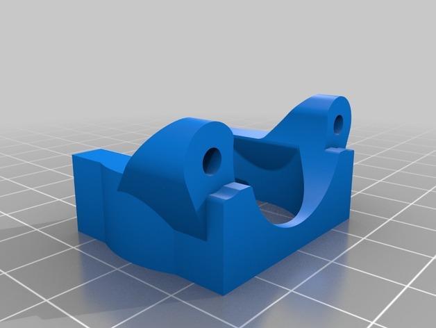 K8200打印机座架 3D模型  图10