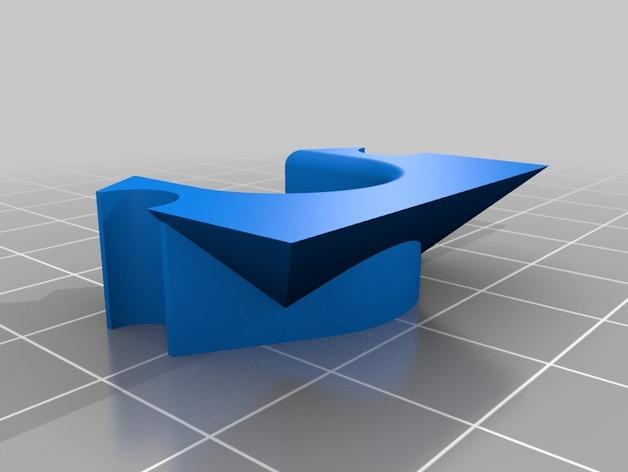 K8200打印机座架 3D模型  图9