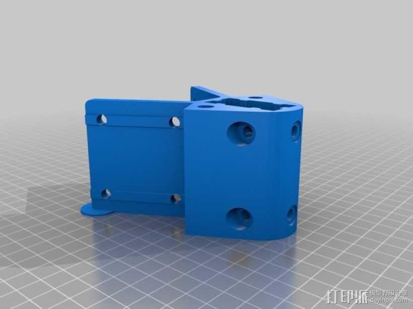 kossel 打印机部件 3D模型  图11