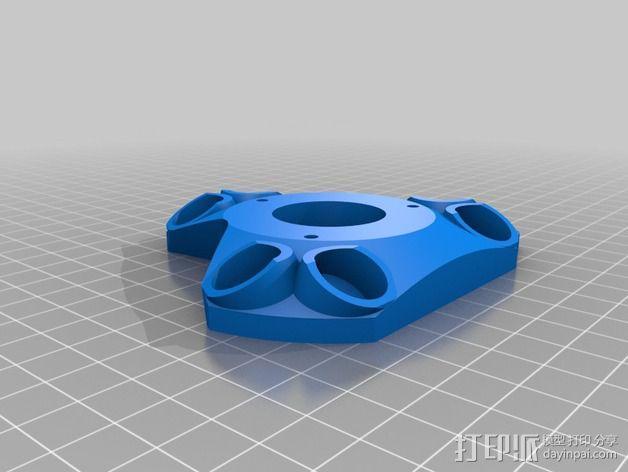 自制3D打印机 3D模型  图5