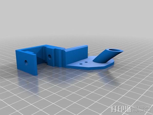 线材传感器 3D模型  图2