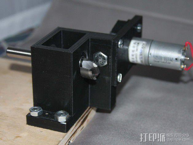 3D线材制粒机 3D模型  图7