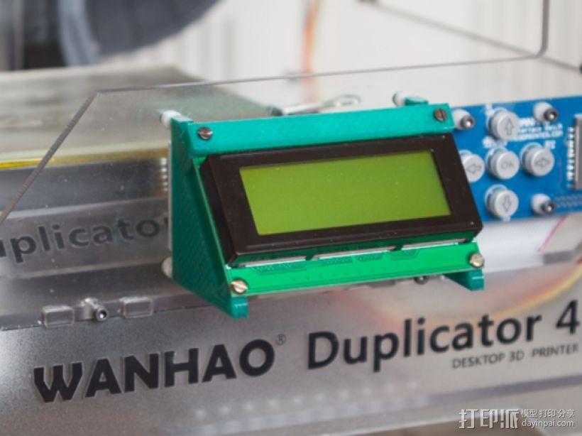 Wanhao Duplicator 4X打印机 3D模型  图7