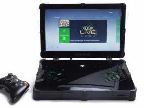 Xbox 360笔记本电脑 3D模型
