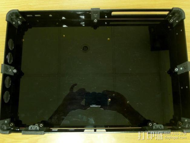 Xbox 360笔记本电脑 3D模型  图9