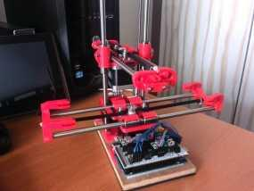 Smartrap Mini打印机 3D模型