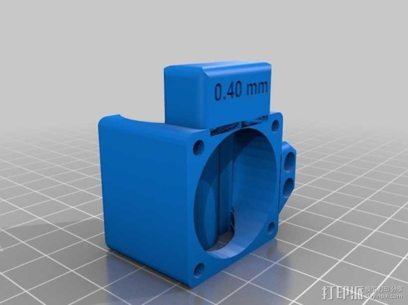 风扇导管 3D模型  图10