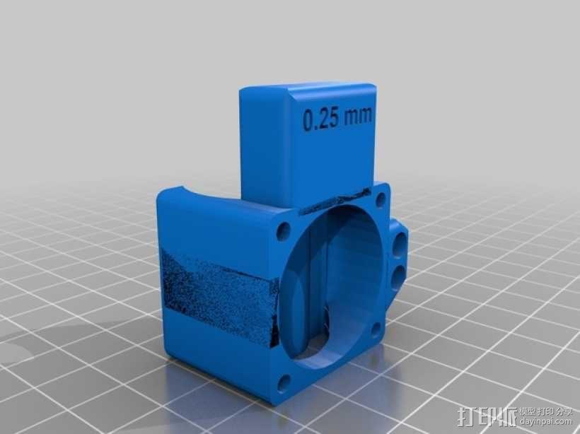 风扇导管 3D模型  图12