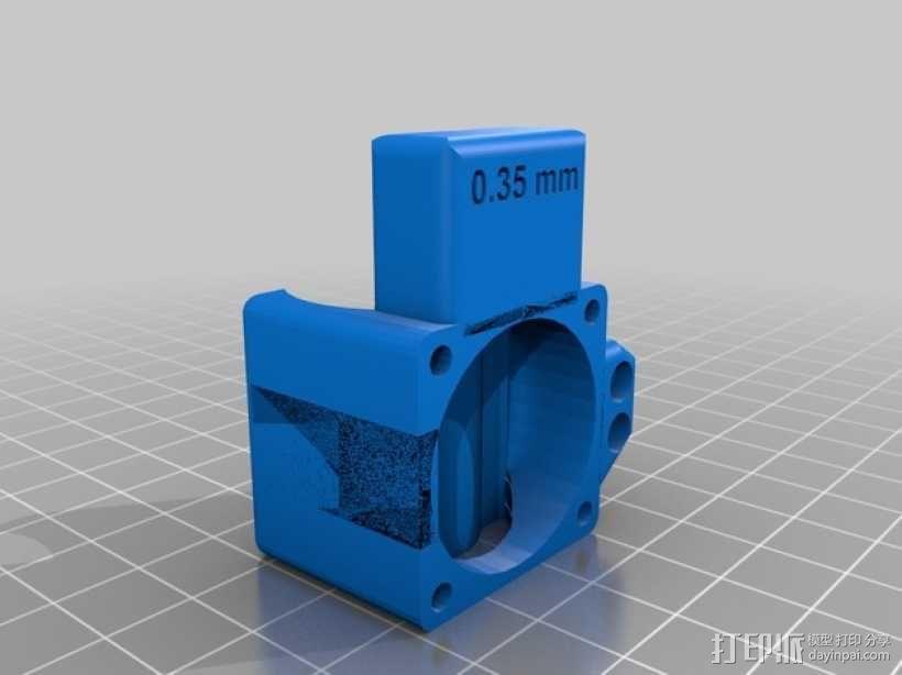 风扇导管 3D模型  图14
