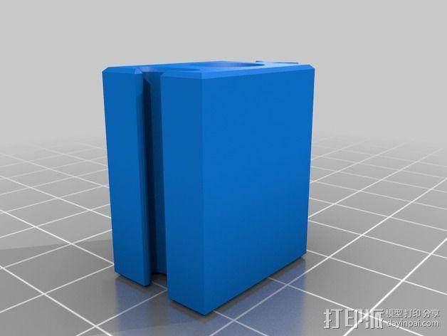 可拼组的工具架 3D模型  图13