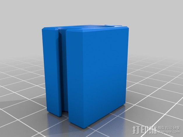可拼组的工具架 3D模型  图14