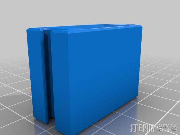 可拼组的工具架 3D模型  图15